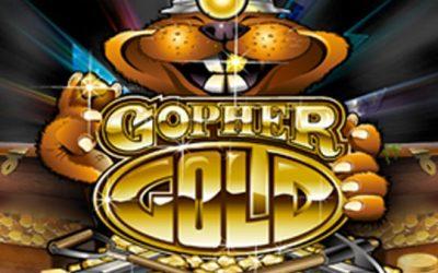 Gopher Gold Online Casino Slot