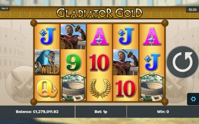 Play and Win Lots of Gold with Gladiators Gold